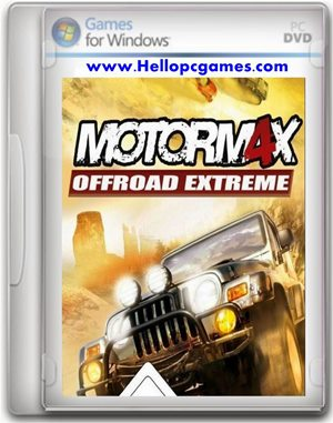 Motorm4x Offroad Extreme Game