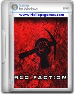 Red Faction 1 Game