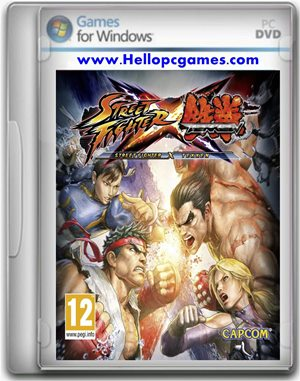 Street-Fighter-X-Tekken-Game