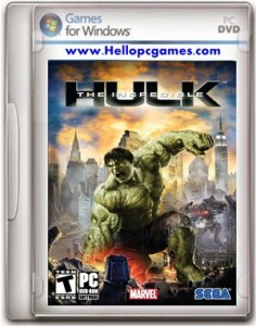 Incredible Hulk 1 Game