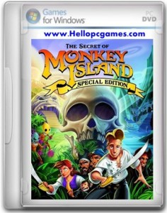The Secret Of Monkey Island Special Edition Game