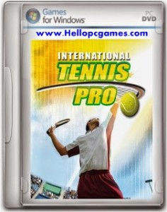 International Tennis Pro Game