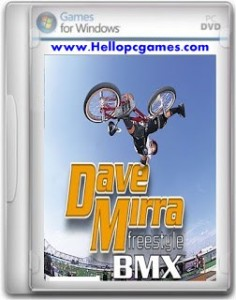 Dave Mirra Freestyle BMX Game