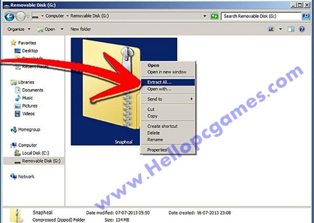 How To Extract rar File