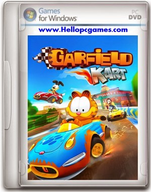 Garfield-Kart-PC-Game
