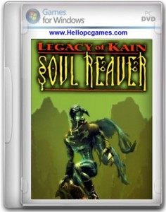 Legacy Of Kain Soul Reaver Game