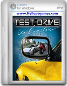 Test Drive Unlimited Game