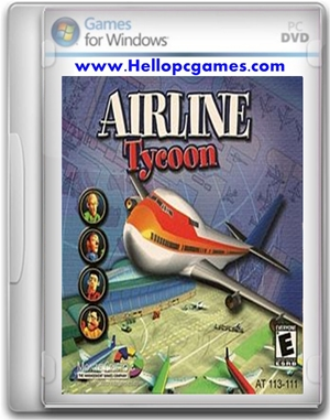 Airline Tycoon Game