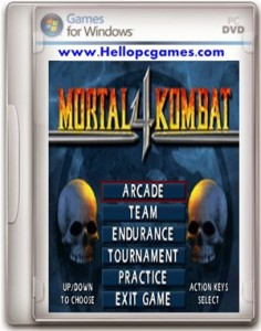 Mortal Kombat 4 Game