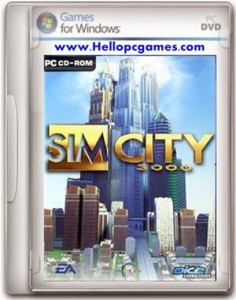 Simcity 3000 Game