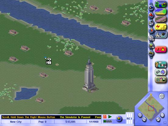 SimCity-3000-Game-Picture