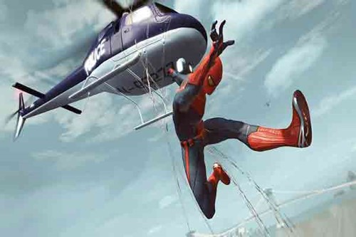 The-Amazing-SpiderMan-Game-Picture