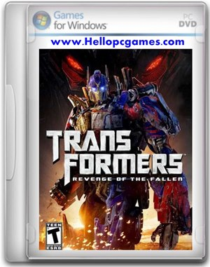 Transformers-2-Revenge-Of-The-Fallen-Game