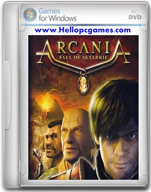 Arcania Fall Of Setarrif Game