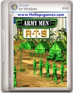 Army Men RTS Game