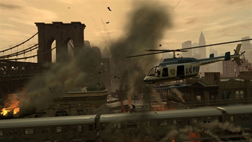 Grand Theft Auto Episodes From Liberty City Game-picture-3