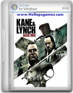 Kane And Lynch Dead Men Game