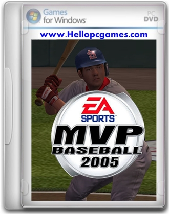 MVP Baseball 2005 PC Game