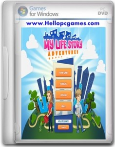 My Life Story Adventures Game