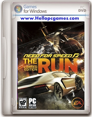 Need For Speed The Run Game