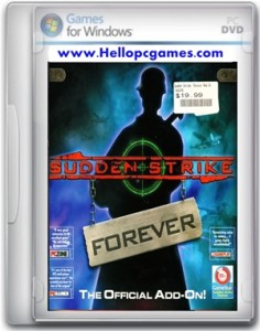 Sudden Strike Forever Game