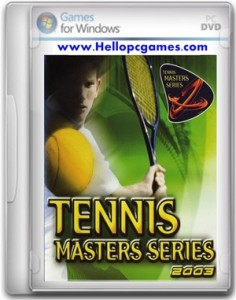 Tennis Masters Series 2003 Game