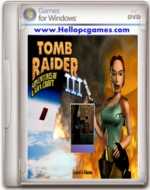 Tomb Raider 3 Adventures Of Lara Croft Game
