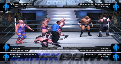 WWE SmackDown Here Comes the Pain Game For PC-4
