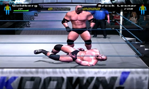 WWE SmackDown Here Comes the Pain Game-picture