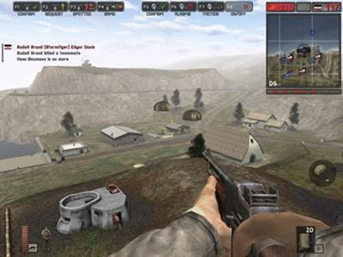 Battlefield 1942 Game picture 2