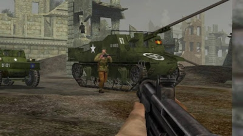 Battlefield 1942 Game picture