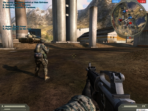 Battlefield 2 Game Picture 3