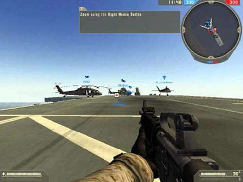 Battlefield 2 Game Picture