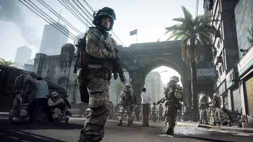Battlefield 3 Game Picture 2
