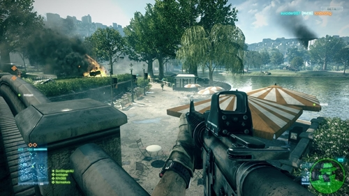 Battlefield 3 Game Picture