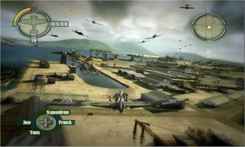 Blazing Angels Squadrons Of WWII Game Picture 2