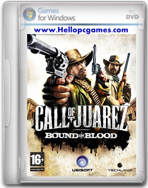 Call Of Juarez Bound In Blood Game