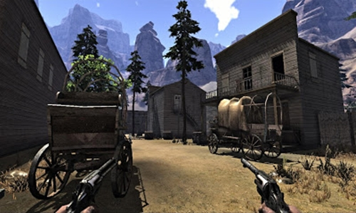 Call Of Juarez Game-Picture-2