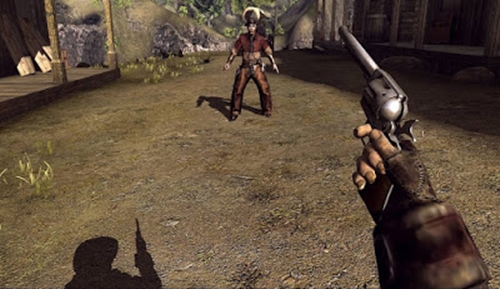 Call Of Juarez Game-Picture