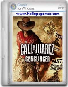 Call Of Juarez Gunslinger Game