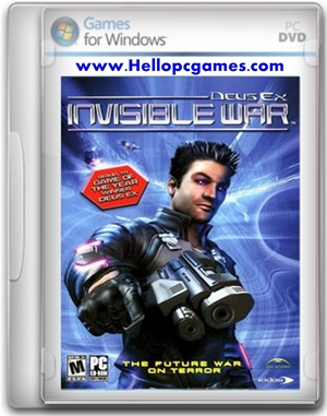 Deus Ex Invisible War Game