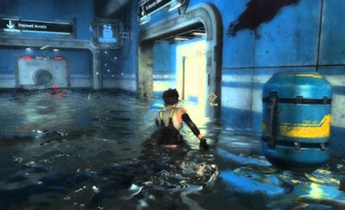 Hydrophobia Prophecy Game-Picture