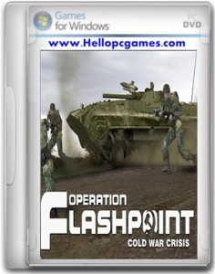 Operation Flashpoint Cold War Crisis Game
