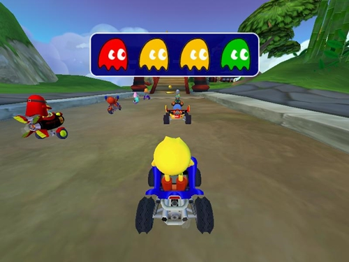 Pac Man World Rally Game-Picture-2