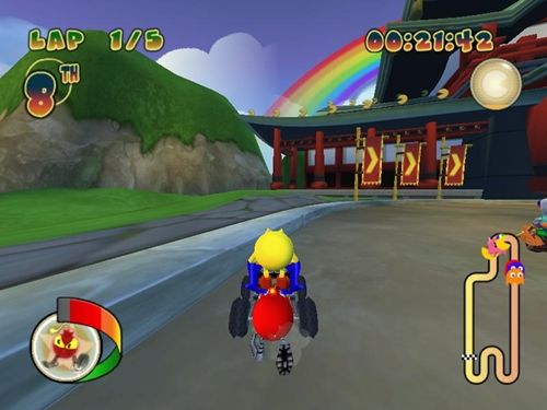 Pac Man World Rally Game-Picture-3
