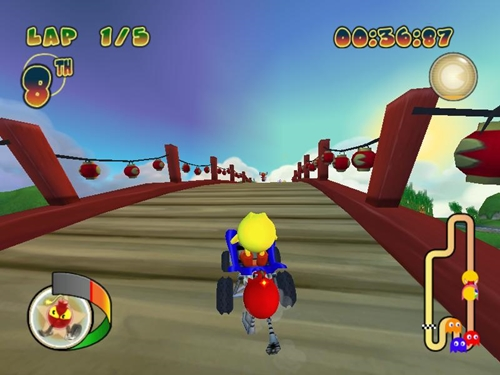 Pac Man World Rally Game-Picture-5