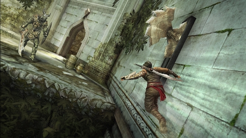 Prince Of Persia The Forgotten Sands Game picture 2