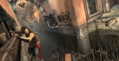 Prince Of Persia The Forgotten Sands Game picture 3
