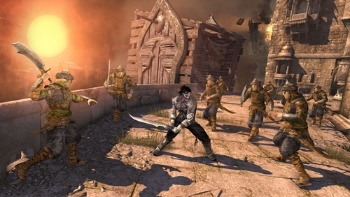 Prince Of Persia The Forgotten Sands Game picture