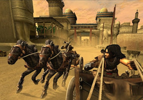 Prince Of Persia The Two Thrones Game Picture 2
